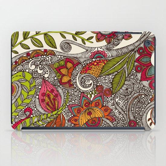 Random Flowers iPad Case