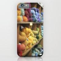 Yarn Barn iPhone 6 Slim Case