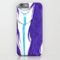 iPhone & iPod Case featuring Deceit by Elektrikk