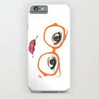 Hipster Eyes 2 iPhone 6 Slim Case