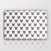 Polka Dog Laptop & iPad Skin