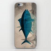 Northern Bluefin iPhone & iPod Skin