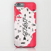 Get Lost iPhone 6 Slim Case