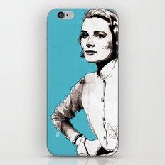 Grace Kelly iPhone & iPod Skin