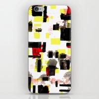 modulor windows iPhone & iPod Skin