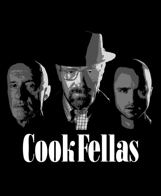 Cook Fellas Canvas Print
