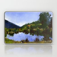 Reflections On The Pond Laptop & iPad Skin