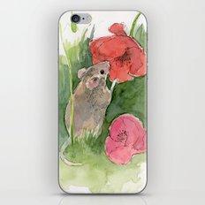 Fieldmouse iPhone & iPod Skin