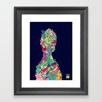 IMMORTAL INNER CHILD  Framed Art Print