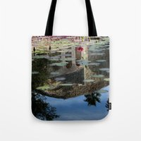 Reflections of you Tote Bag
