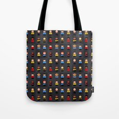 Star T - Little Ppl Tote Bag