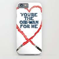 You're the Obi-Wan for Me iPhone 6 Slim Case