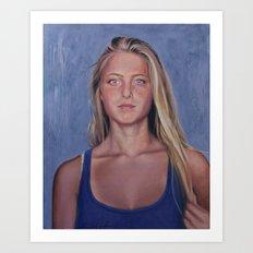Taylor Art Print