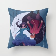 The Cleansing Throw Pillow