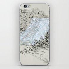 Local Gem # 6 - Ithaca Falls iPhone & iPod Skin