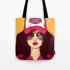 Dangerous Girls - Redneck Tote Bag