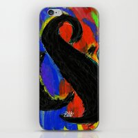 Ampersand Number 2 iPhone & iPod Skin