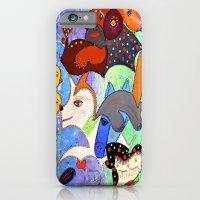 SERENE BARKS iPhone 6 Slim Case