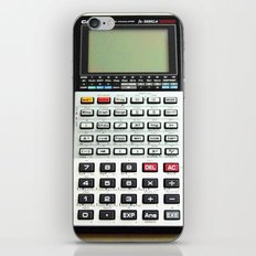 Vintage Calculator iPhone & iPod Skin