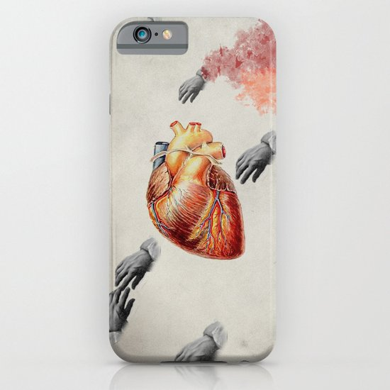 The Heart iPhone & iPod Case