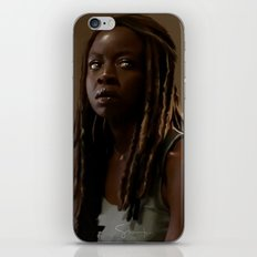 Michonne, The Walking Dead iPhone & iPod Skin