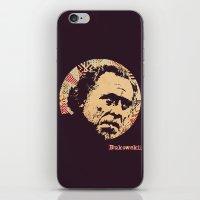 Bukowski iPhone & iPod Skin