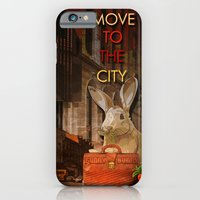 Move to the city iPhone 6 Slim Case