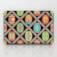 Egg-stravaganza iPad Case