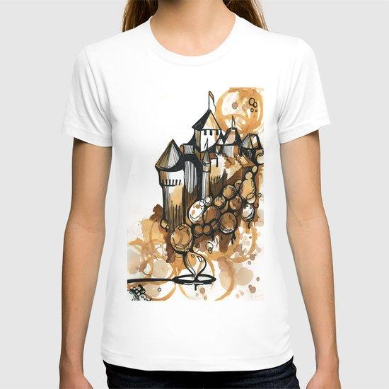 Castle float T-shirt