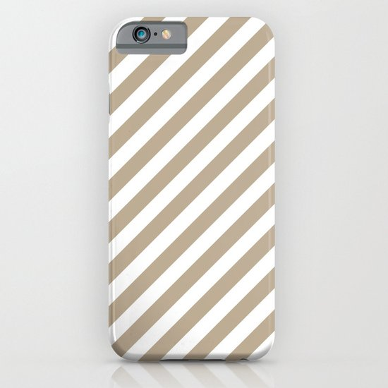 Gold Diag iPhone & iPod Case