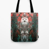 The Owls Are Beautiful Tote Bag