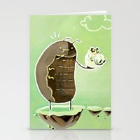 Science Bug! Stationery Cards