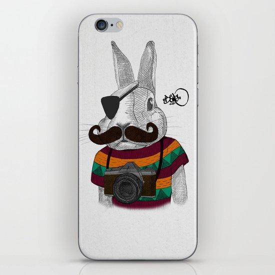 wabbit iPhone & iPod Skin