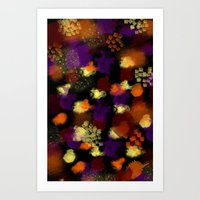 Difference Art Print