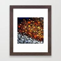 :: Lake Effects :: Framed Art Print