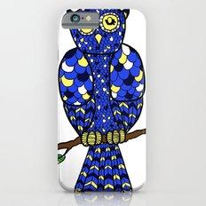 Blue Owl iPhone 6s Slim Case