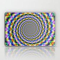 Psychedelic Swirl Laptop & iPad Skin