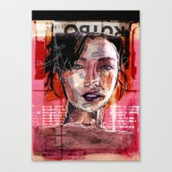SENSUAL EVERAFTER Canvas Print