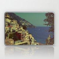 Positano, Italy View Laptop & iPad Skin