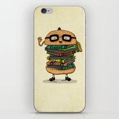 Geek Burger v.2 iPhone & iPod Skin