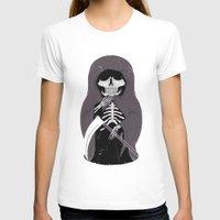 death T-shirts featuring Death by Joel Amat Güell