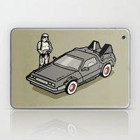 Stormtrooper And His Del… Laptop & iPad Skin