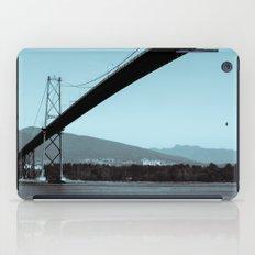 Across the Ocean iPad Case