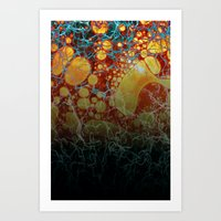 Entwinded Art Print