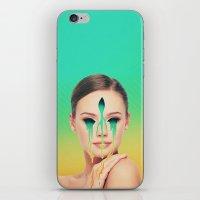 believe...  iPhone & iPod Skin