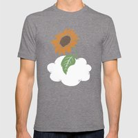 Sunflower Mens Fitted Tee Tri-Grey SMALL