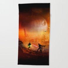 STAR . WARS Beach Towel