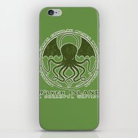 R'lyeh Island iPhone & iPod Skin