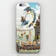 Viking Life iPhone & iPod Skin