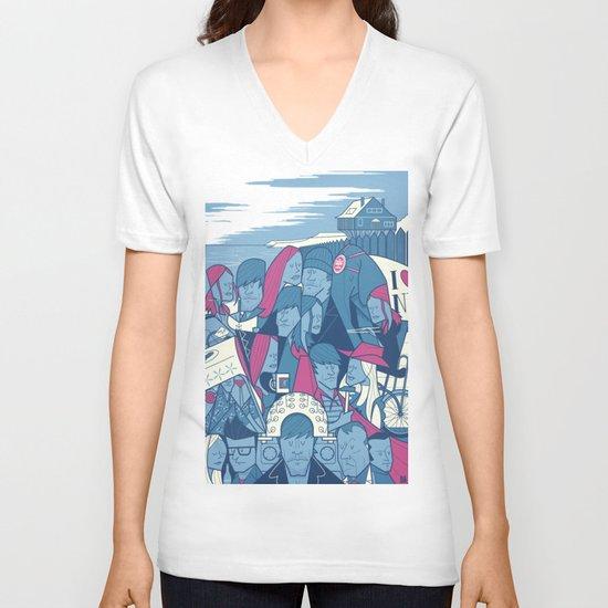 Eternal Sunshine of the Spotless Mind V-neck T-shirt
